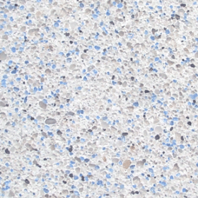 Diamond Brite Color - Cool Blue - Exposed Aggregate Finishes Color Grid