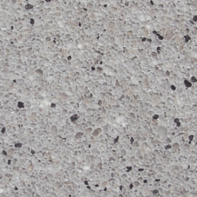 Diamond Brite Color - French Grey - Exposed Aggregate Finishes Color Grid