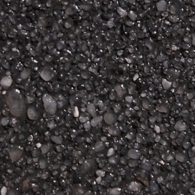 Diamond Brite Color - Onyx - Exposed Aggregate Finishes Color Grid