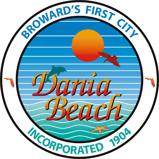 Dania Beach Logo No Background