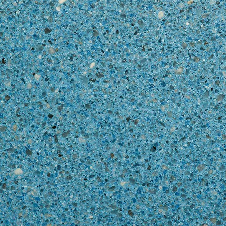 Florida Stucco - Azure Plaster Finish Close Up