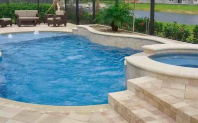 South Florida Pools Serviced by our pool company
